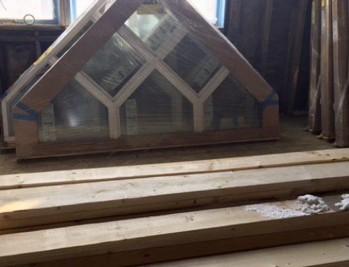 Rafters & Windows